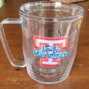 University of Tennessee Lady Volunteers Tervis Mug